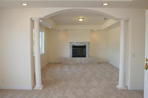 Custom designed master bedroom by HT Constructions, Los Angeles, CA