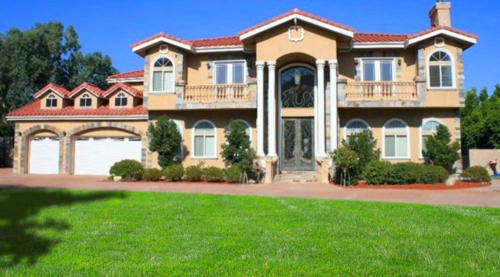 Custom built home by HT Constructions in Chatsworth, Los Angeles, CA