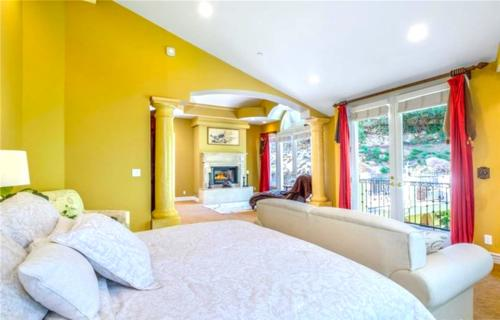 Master bedroom room addition for more home space by HT Constructions in Los Angeles, CA