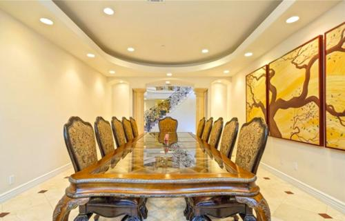 Large dining room room addition project by HT Constructions, Los Angeles, CA
